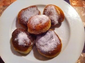 Мягкие пушистые пончики Beignet